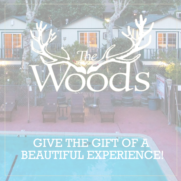 gift certificate @ the woods cottages & cabins at the russian river in guerneville